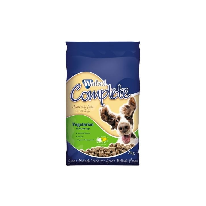 Wafcol Vegetarian For All Adult Dogs 3kg