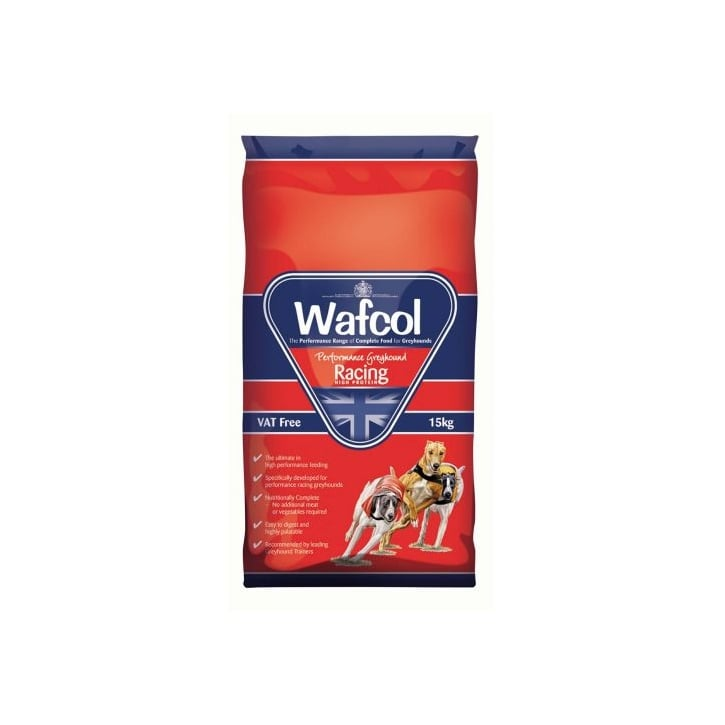 Wafcol Greyhound High Protein Racing Complete 15kg