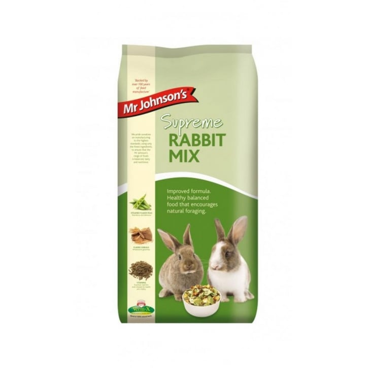 Mr Johnsons Supreme Rabbit Mix 15kg