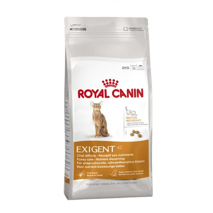 buy royal canin exigent protein preference 42 cat food 2kg. Black Bedroom Furniture Sets. Home Design Ideas