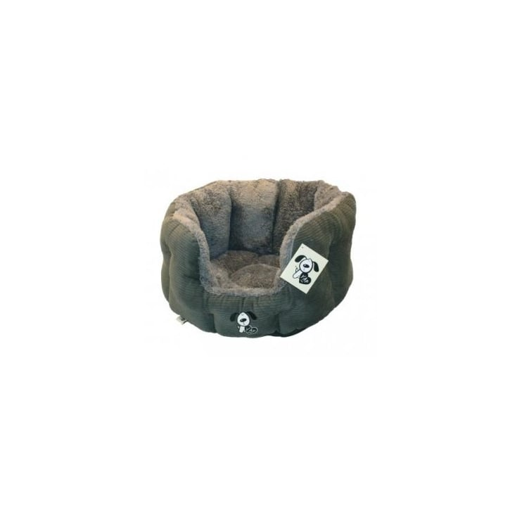 Happy Pet Products Yap Rimini Oval Dog Bed - 30""