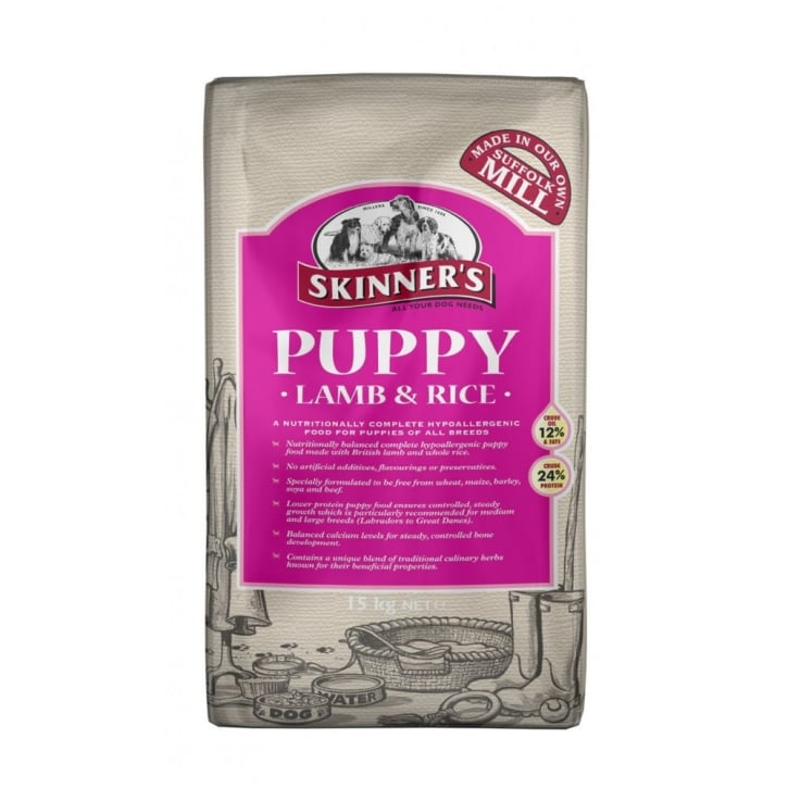 Skinners Junior Dog Food Kg