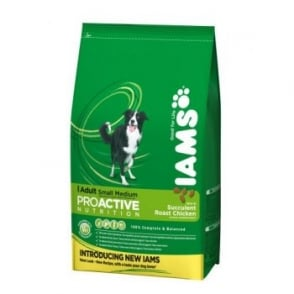 Iams Adult Small - Medium Breed Rich In Chicken 3kg