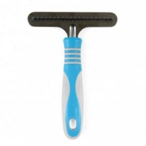 Ancol Ergo Undercoat Rake For Dogs - Medium