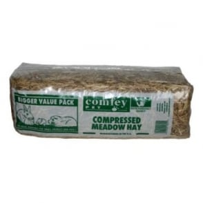 H Eggleston Jnr and Son Ltd Comfey Compressed Pet Hay - Standard