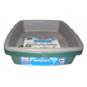 Van Ness Ltd 4 Piece Sifting Cat Litter Tray