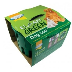 Armitage Goodboy Clean Green Dog Loo Disposal Unit