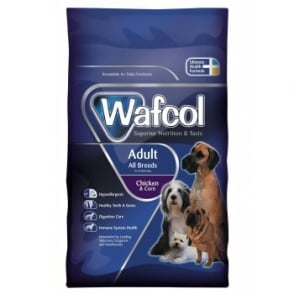 Wafcol Hypoallergenic Adult Dog Food Rich in Chicken & Corn 12kg