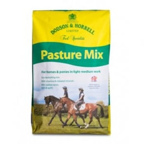 Dodson & Horrell Pasture Mix Horse Feed - 20kg