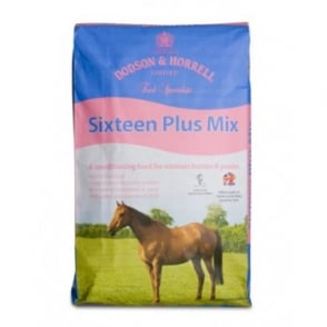Dodson & Horrell Sixteen Plus Horse Feed - 20kg