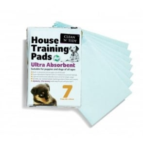 Sharples 'N' Grant Clean 'n' Tidy puppy house training pads 7pack