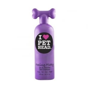 Company of Animals I Love Pet Head Feeling Flaky Dry & Sensitive Shampoo for Dogs 475ml