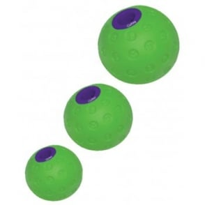 Pet Brands iQuties Snack Attacks Dog Treat Ball - Small