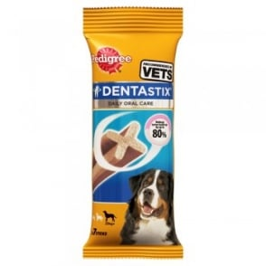 Pedigree Dentastix Dental Dog Treat - Large 7 Stick Pack
