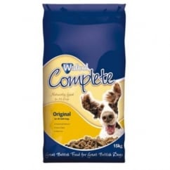 Wafcol Complete Adult Dog Food  Maize Free - Original 15kg