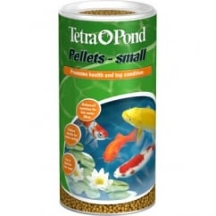 Tetra Pond Floating Pellets Small - 260gm