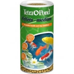 Tetra Pond Floating Pellets Medium - 240gm