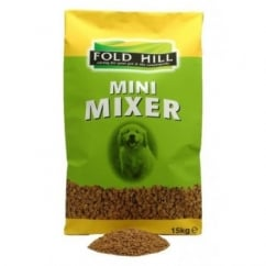Foldhill Mini Mixer For Puppies & Small Dogs - 15kg