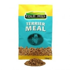 Foldhill Plain Terrier Dog Meal 15kg
