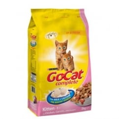 Purina Go Cat Kitten Chicken & Carrots & Milk 2kg