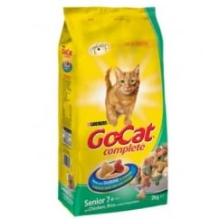Purina Go Cat Senior Chicken & Rice & Vegetables 2kg