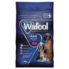Wafcol Hypoallergenic Adult Dog Food Chicken & Corn 2.5kg