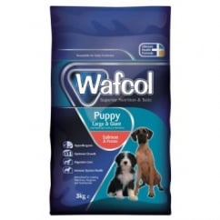Wafcol Hypoallergenic Puppy Dog Food Salmon & Potato Large/Giant Breed 3kg