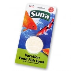Supa Pond Vacation Fish Food - 50gm