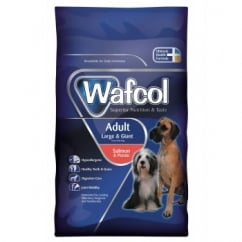 Wafcol Hypoallergenic Adult Salmon & Potato Dog Food Large/Giant Breed 12kg