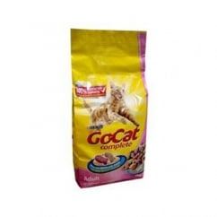 Purina Go Cat Complete Dry Cat Food Salmon & Veg 2kg