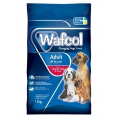 Wafcol Hypoallergenic Adult Dog Food - Fish & Corn 12kg