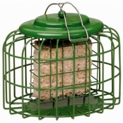 The Nuttery Squirrel & Predator Proof Oval Suet Feeder