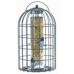 The Nuttery Squirrel & Predator Proof Extra Large Seed Feeder