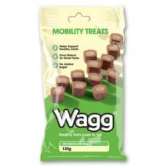 Wagg Foods Mobility Dog Treats 120gm