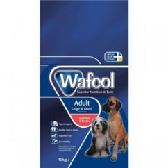 Wafcol Hypoallergenic Complete Adult Dog Food Large/Giant Breed - Salmon & Potato - 2.5kg