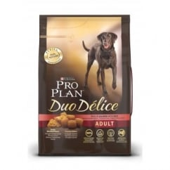 Pro Plan Duo Delice Adult Dog Food With Salmon & Rice 2.5kg