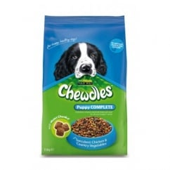 Foldhill Chewdles Semi Moist Puppy Chicken and Vegetables 2.5kg
