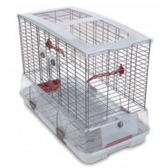 Hagen Vision 2 Large Bird Cage For Cockatiels, Lovebirds, Parrotlets Etc