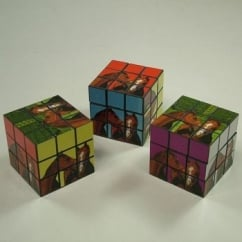 Jenkinsons Horse Puzzle Cube