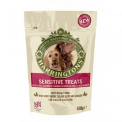 Harringtons Sensitive Dog Treats 160gm
