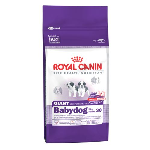 royal canin giant baby dog food 15kg puppy junior dog. Black Bedroom Furniture Sets. Home Design Ideas