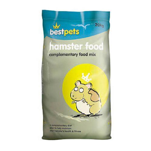 Bestpets Complete Hamster Food - 15kg