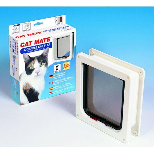 Cat Mate Catmate Pet Door Lockable Cat Flap Liner Ebay