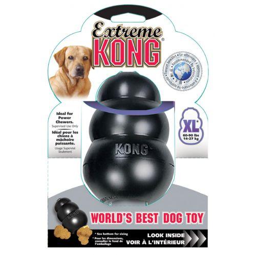 Kong Extreme Dog Toy Large Black