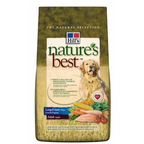 Hills Natures Best Dog Food