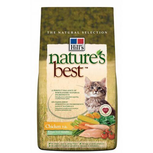 Hills Pet Nutrition 2kg Hills Feline Natures Best Kitten Cat Food - Chicken