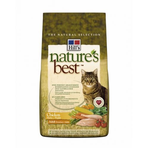 Hills Natures Best Cat Food