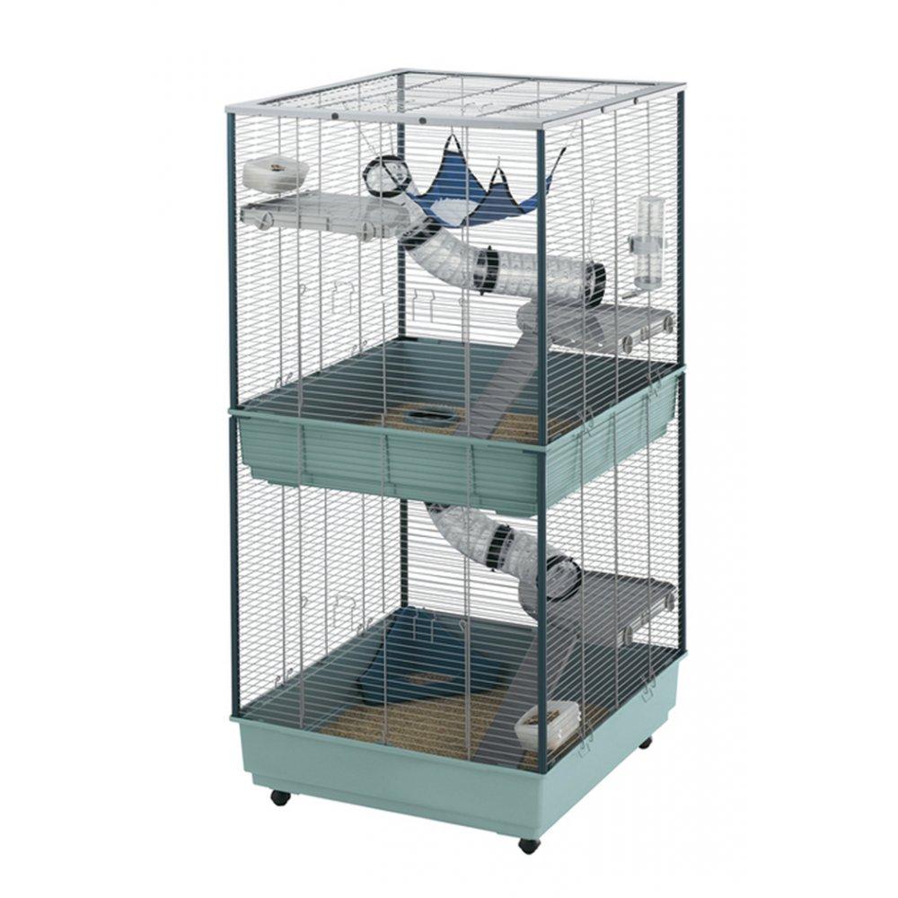 buy ferplast furet tower cage 80x75x161cm. Black Bedroom Furniture Sets. Home Design Ideas