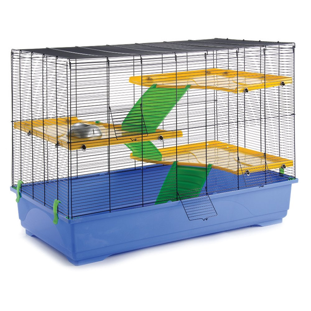 Cage Rat Blenheim Rat Cage With Accessories 93cm Black