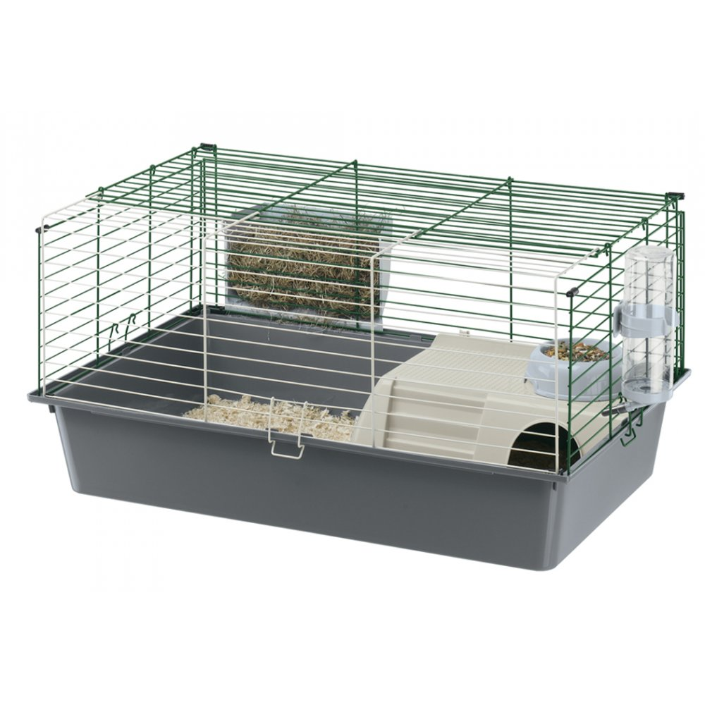 how to build a small animal cage